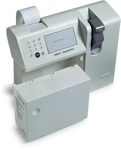 Máy đo khí máu động mạch, phân tích khí máu động mạch