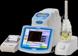 Máy chuẩn độ Karl Fischer MKC-710S theo phương pháp Colourmetric ASTM D4928