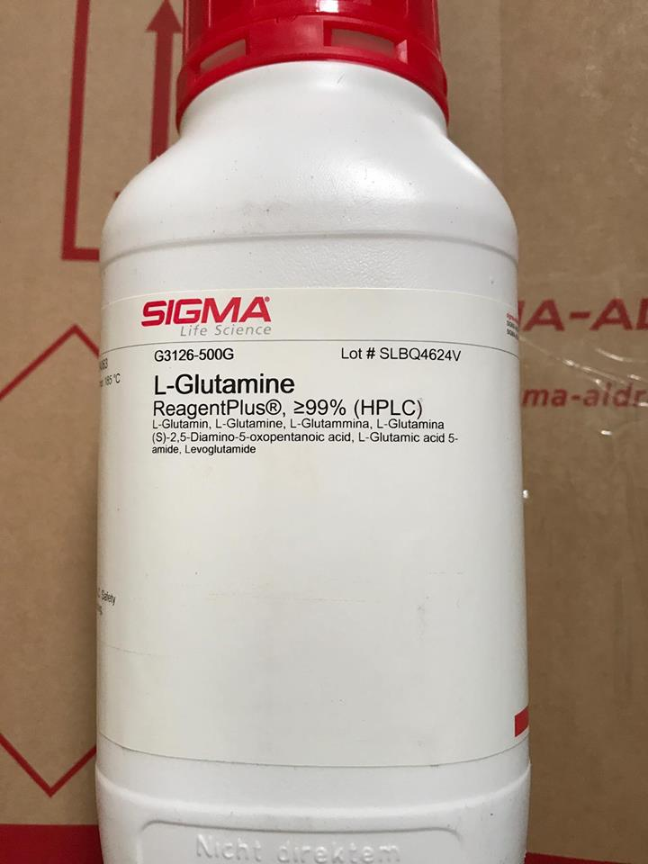 Hoa-chat-sigma-l-glutamine