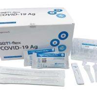 Kit test nhanh Covid-19, kit test nhanh virus SARS-CoV-2 hãng Sugentech