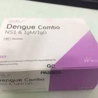 Kit test nhanh dengue ag & igg/igm